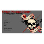 Live to Craft business card