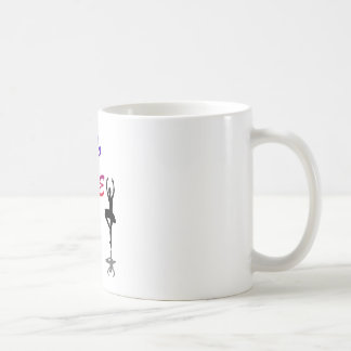 Live To Dance (For Light Colored Products) Coffee Mug
