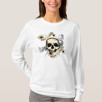 Live to Knit ladies hoody