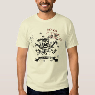 Live to Plunder Tee Shirt
