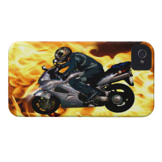 Live To Ride Motorbiker Case-Mate iPhone 4 Case