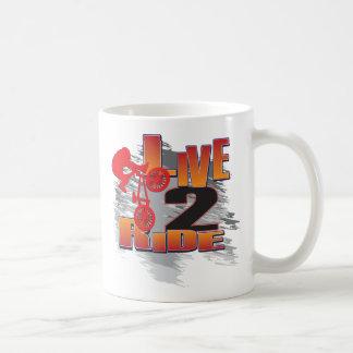 Live to Ride - Ride to Live Coffee Mug