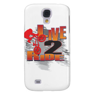 Live to Ride - Ride to Live Galaxy S4 Case