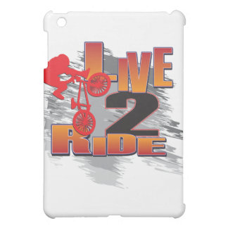 Live to Ride - Ride to Live iPad Mini Covers