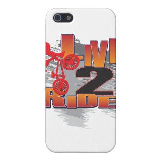 Live to Ride - Ride to Live iPhone SE/5/5s Cover