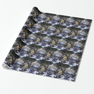 Live to Ride Wrapping Paper