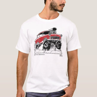 LIVE TO ROD 1955 Gasser-2 T-Shirt
