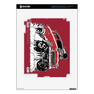 LIVE TO ROD! 55 Gasser Skins For iPad 3