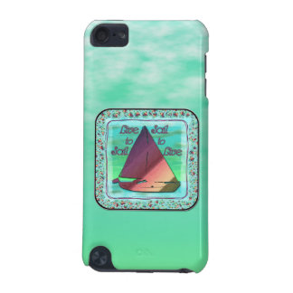 LIVE TO SAIL iPod TOUCH 5G COVER