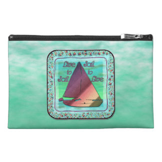 LIVE TO SAIL TRAVEL ACCESSORY BAGS