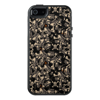 Live To Tell The Tale Pattern OtterBox iPhone 5/5s/SE Case
