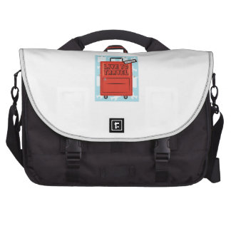 Live to Travel Bag For Laptop