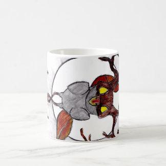 live tree classic white coffee mug
