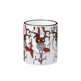 live tree, live tree, live tree ringer coffee mug