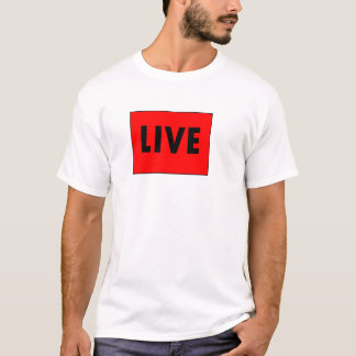 Live TV T-Shirt