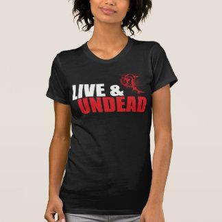 LIVE & UNDEAD Women's Shirt