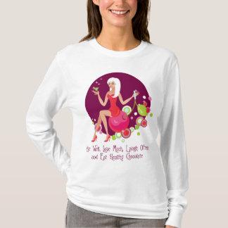 Live Well, Love Much T-Shirt