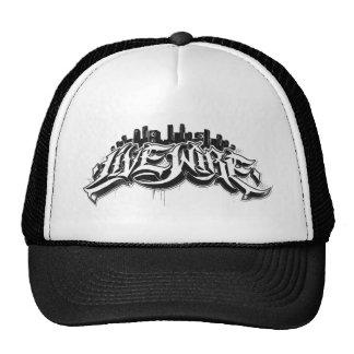 Live Wire Logo / Rolo Wear Trucker Hat