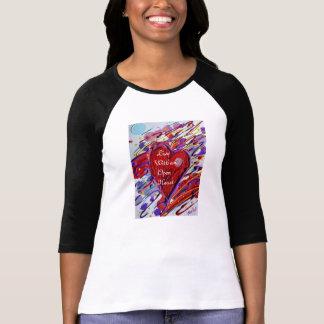 Live With an Open Heart T-Shirt