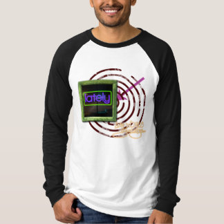 Live Words and Sound Things Album Shirt