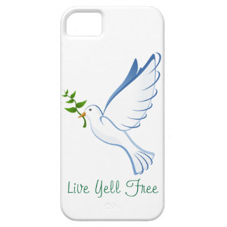 Live Yell Free iPhone 5/5S Cover