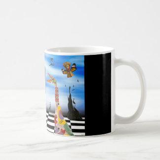 Live Your Art Coffee Mugs