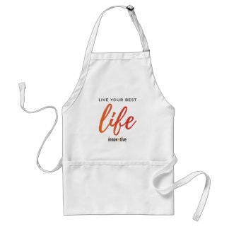 Live Your Best Life Adult Apron