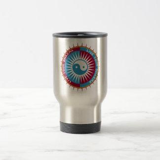 Live Your Dharma Travel Mug