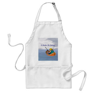 Live your Dreams Bulldog – Customize It! Adult Apron