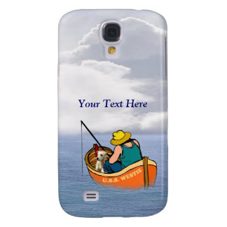 Live your Dreams Westie – Customize It! Samsung Galaxy S4 Cover