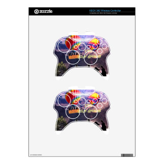 Live your dreams xbox 360 controller skins
