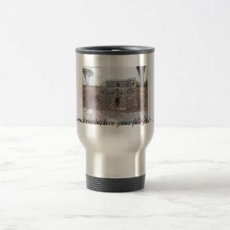 Live your fairytale...mug travel mug