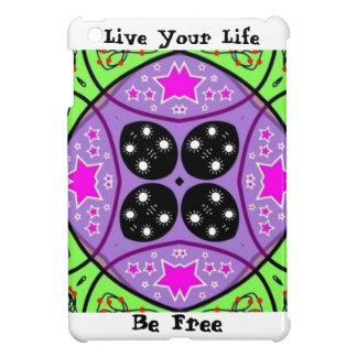 Live Your Life Be Free iPad Mini Cases