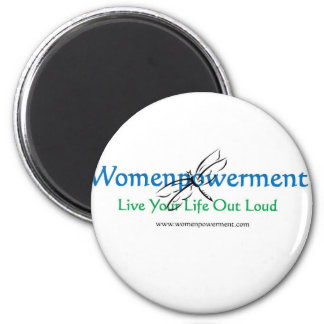 Live Your Life Out Loud Magnet