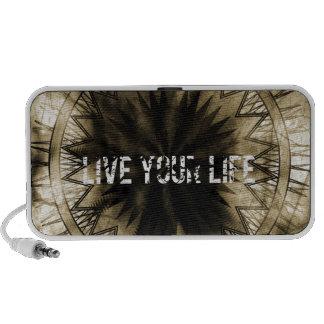 Live your life speaker