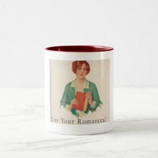 live your romances mug