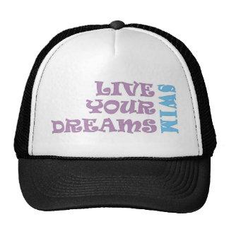 Live Your Swim Dreams Trucker Hat
