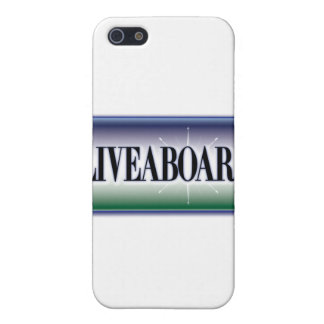 Liveaboard Case For iPhone SE/5/5s