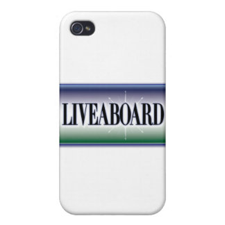 Liveaboard iPhone 4/4S Case