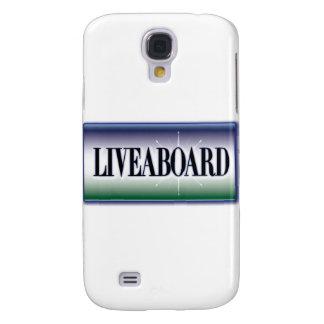 Liveaboard Samsung Galaxy S4 Case