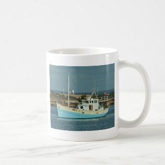 Liveaboard Shrimping Trawler Coffee Mug
