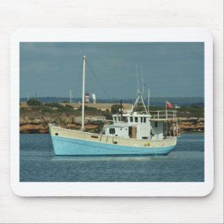 Liveaboard Shrimping Trawler Mouse Pad