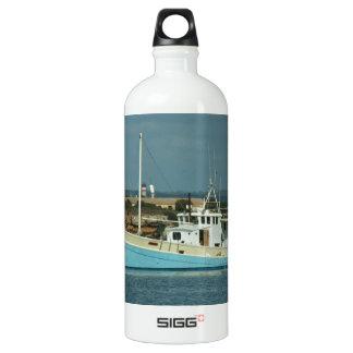 Liveaboard Shrimping Trawler Water Bottle