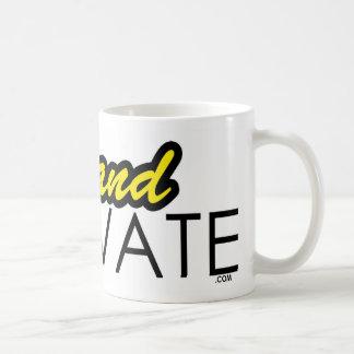 LiveAndMotivate.com Coffee Mug