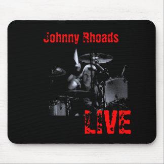 LiveattheDoor, Johnny Rhoads, VIVO Tapetes De Ratón