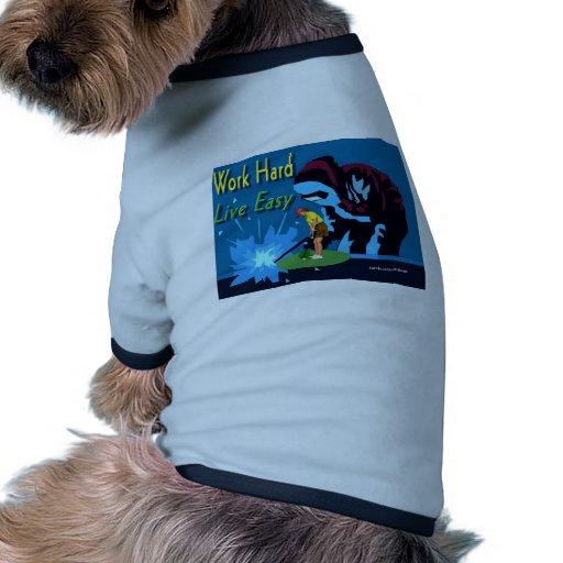 liveeasy camiseta de perrito