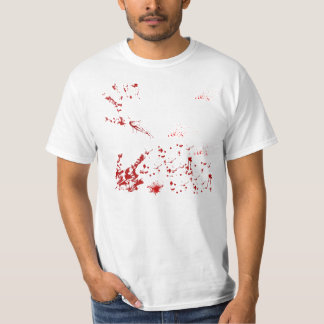 LIVEEVIL bloody mess- I Just Off'd Someone T-Shirt