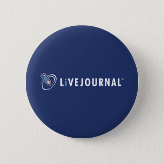 LiveJournal Logo Horizontal Pinback Button