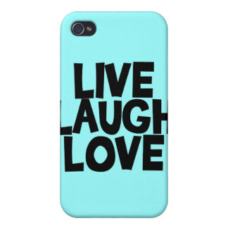 livelaughlove iPhone 4 cases