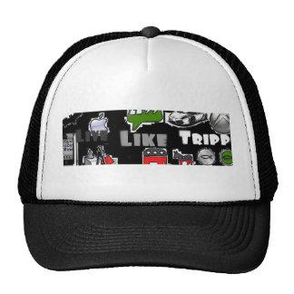 LiveLikeTripp-hat Trucker Hat